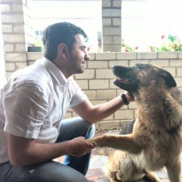 Luka Shali, 33, Kiev, Ukraine