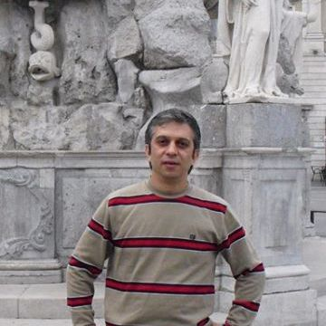 Taner Agyol, 47, Istanbul, Turkey