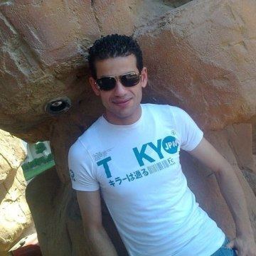 Abdeen, 33, Cairo, Egypt