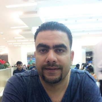 Tanveer Yousuf Dar, 33, Dubai, United Arab Emirates