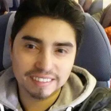 Alejandro Soto Zúñiga, 33, Santiago, Chile