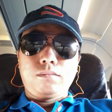 Ronald, 33, Jakarta, Indonesia