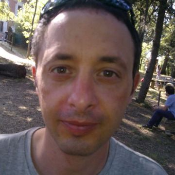 Michele Grifa, 38, Bologna, Italy