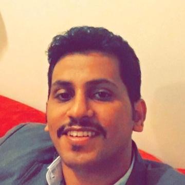 Abdulaziz Saleh, 28, Sao Paulo, Brazil