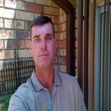 thys , 45, Pretoria, South Africa