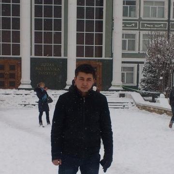Islom, 27, Tashkent, Uzbekistan