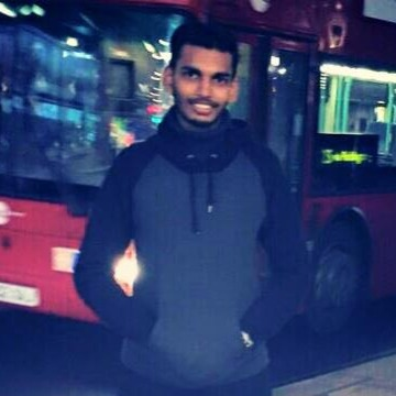 Khishean Raaj, 23, Oxford, United Kingdom