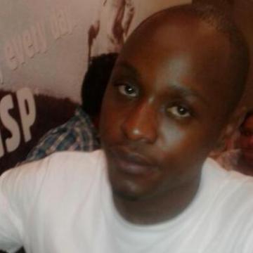 Abdallah Almasi, 30, London, United States