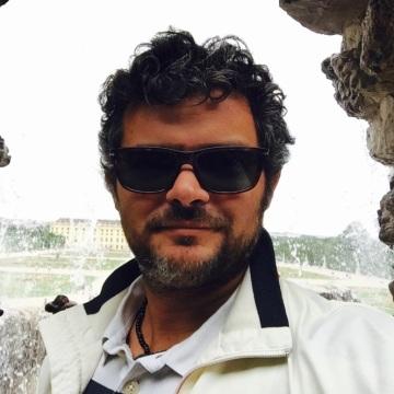 Alvise Fedrigo, 42, London, United Kingdom