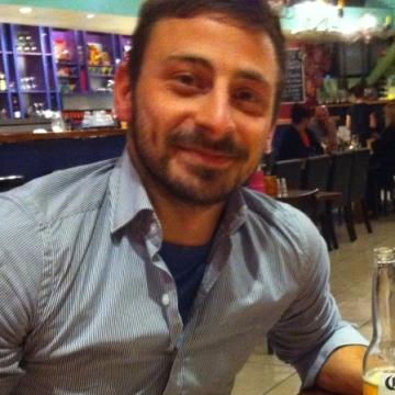 Pietro Grelloni, 30, Prato, Italy