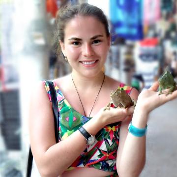 Татьяна, 23, Perm, Russia