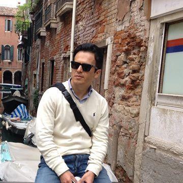 Cësar Pantoja Lucena, 36, Bogota, Colombia