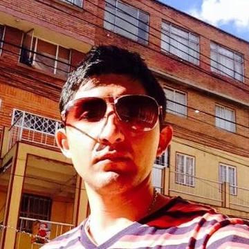 Deiver, 34, Bogota, Colombia