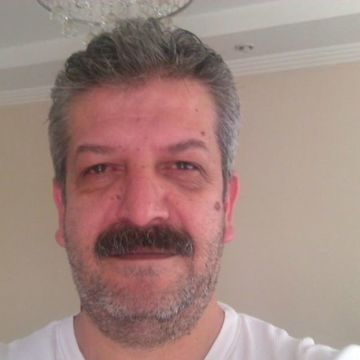 Mehmet Şener, 53, Istanbul, Turkey