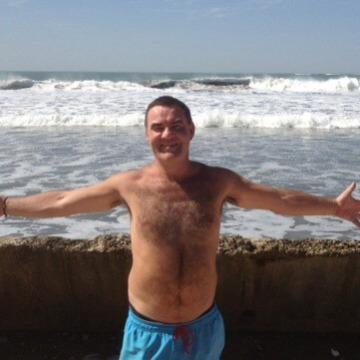 Paul Godfrey, 51, Wrexham, United Kingdom
