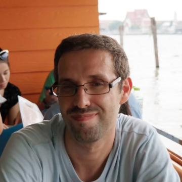 Davide Bonetti, 42, Prato, Italy