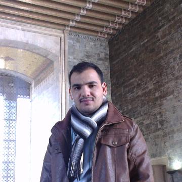Ahmad Wali Omar, 26, Ankara, Turkey