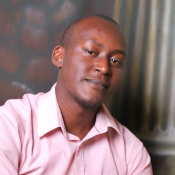 edgar, 26, Kampala, Uganda