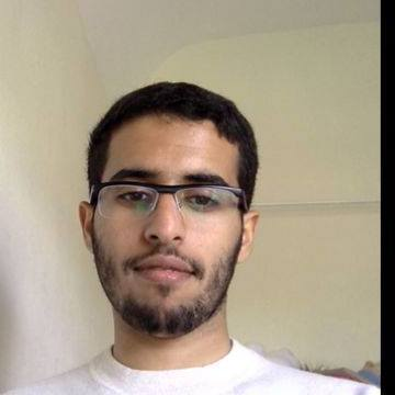 Badr Kaffary, 27, Oxford, United Kingdom