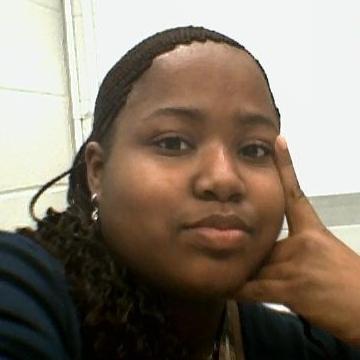 Santana Clay, 25, Houston, United States
