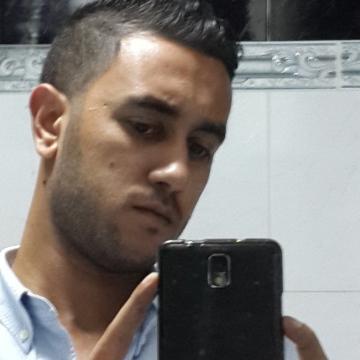 Ahmad Gamal, 29, Cairo, Egypt