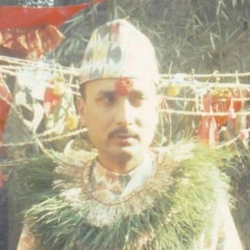 bidurkumar thapa, 50, Kathmandu, Nepal