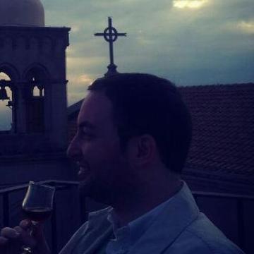 Paolo Scalia, 33, Catania, Italy