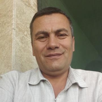 Babur Karimov, 43, Tashkent, Uzbekistan