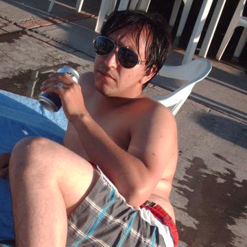 Luis Felipe Franco Esquivel, 31, Ensenada, Mexico