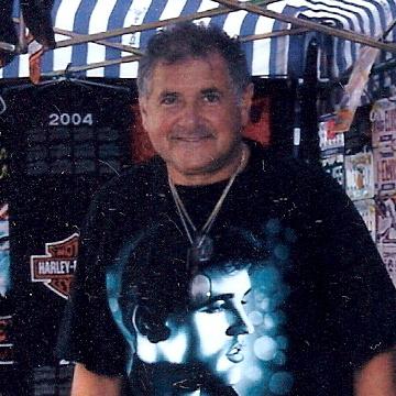 Tony Caretta, 57, Gonzaga, Italy