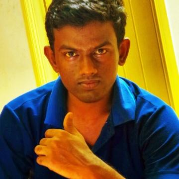 Elamparuthi, 26, Chennai, India