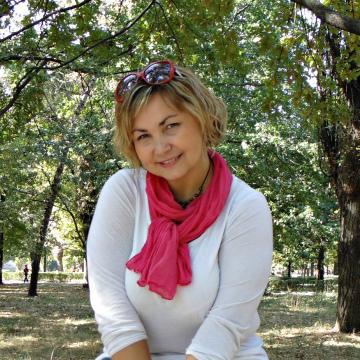 Anastasia Dolia, 43, Zaporozhe, Ukraine
