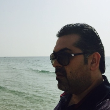 Shah Mahmood Sherzai, 37, Dubai, United Arab Emirates