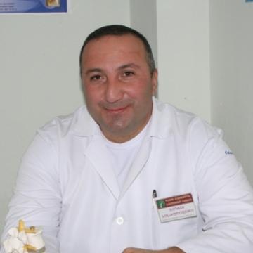 Giorgi Sixarulishvili, 43, Tbilisi, Georgia