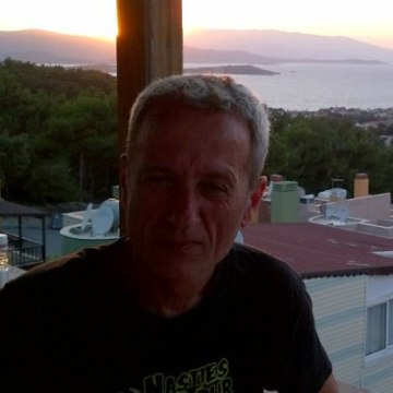 tayfun, 51, Izmir, Turkey