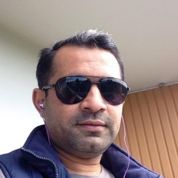 Majid Malik, 35, Vaxjo, Sweden
