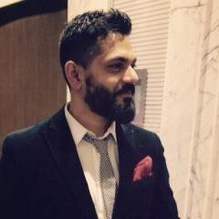 Amit Mahajan, 35, Bangalore, India