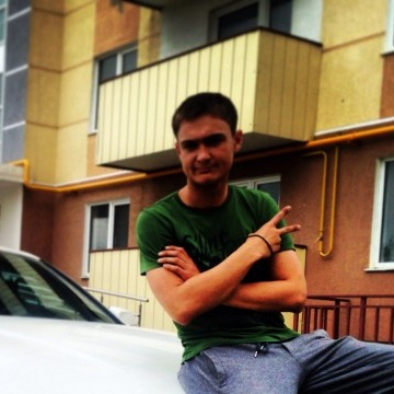 Ян, 26, Krasnodar, Russia
