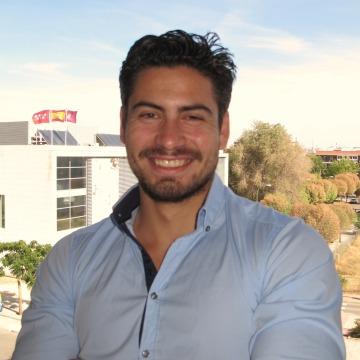 Alan Engelbrecht, 32, Malaga, Spain