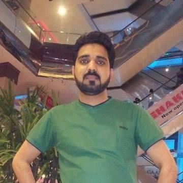 Rao Imran Ali, 31, Abu Dhabi, United Arab Emirates