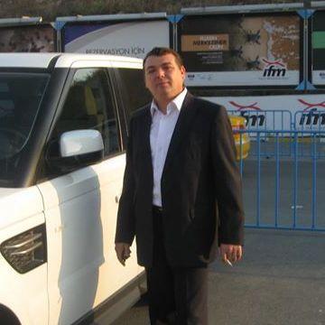 Ahmet V. Yılmaz, 29, Istanbul, Turkey