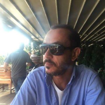 Kry Koray, 40, Istanbul, Turkey