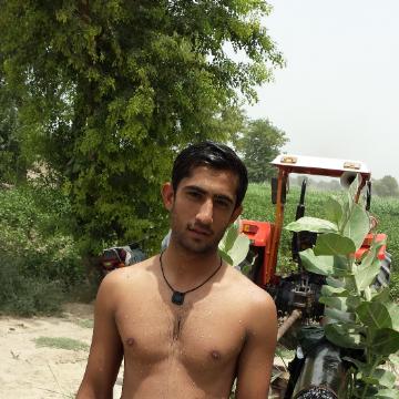 ali, 22, Lahore, Pakistan