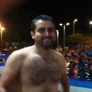 Beto Barreto, 30, Manizales, Colombia