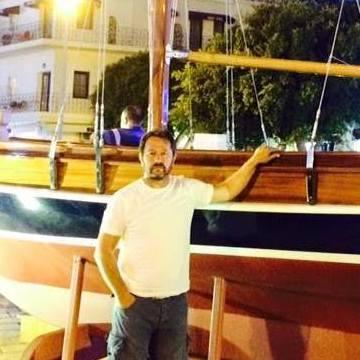 Ibrahim Ataş, 51, Izmir, Turkey