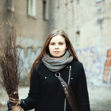 Anya Kondratyeva, 25, Saint Petersburg, Russia