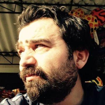 Mehmet Kıy, 36, Istanbul, Turkey