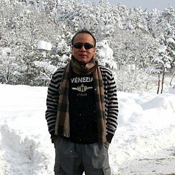 Richard Summers, 45, Jakarta Pusat, Indonesia