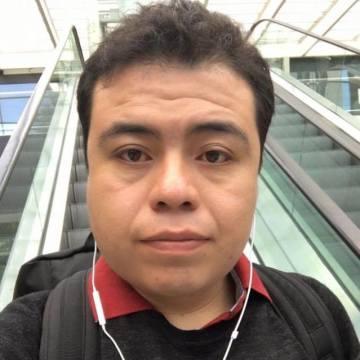 Carlos Barrera, 34, Mexico City, Mexico