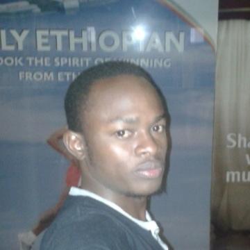 george kiema, 24, Nairobi, Kenya